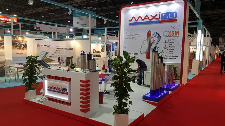 Exhibition Booth Decoration - Creative Touch Ltd